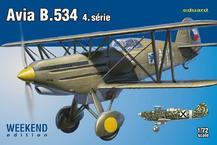 アヴィア B.534 IVシリーズ 1/72