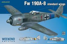 Fw 190A-8 standard wings 1/72