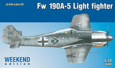 Fw 190A-5 Light Fighter (2 kanony) 1/72