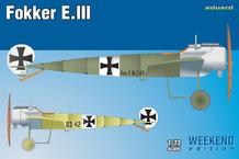 Fokker E.III 1/72