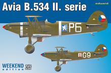 B-534  IIシリーズ 1/72