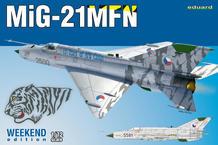 МиГ-21МФН 1/72