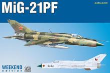 MiG-21PF 1/72