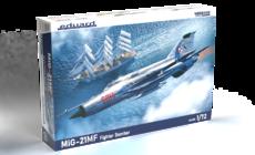 MiG-21MF Fighter Bomber 1/72