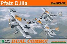 Pfalz D.IIIa  DUAL COMBO 1/48