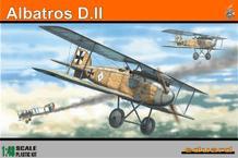 Albatros D.II 1/48