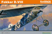 フォッカー D.VIII 1/48