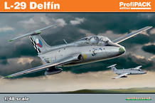 L-29 Дельфин 1/48