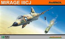 Mirage IIICJ 1/48