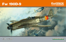 Fw 190D-9 プロフィパック 1/48