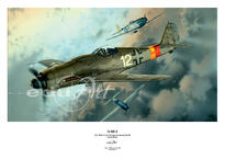 Poster - Fw 190D-9