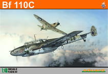 Bf 110C 1/48