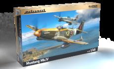 Mustang Mk.IV 1/48