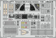 Tempest Mk.II early version PE-set 1/48
