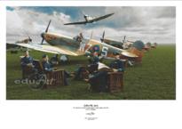 Spitfire Mk.I raná verze
