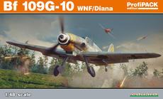 Bf 109G-10 WNF/ダイアナ 1/48