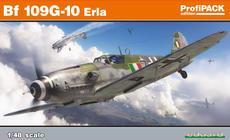 Bf 109G-10 エルラ 1/48