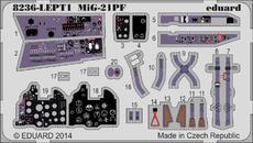 MiG-21PF PE-set 1/48