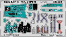 MiG-21PFM エッチングパーツセット 1/48