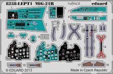 МиГ-21R набор фототравления 1/48