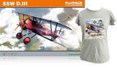 SSW D.III + T-shirt (L) 1/48