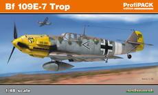 Bf 109E-7 トロップ 1/48