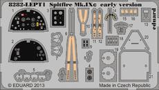 Spitfire Mk.IXc ранний вариант, набор фототравления 1/48
