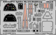 Spitfire Mk.XVI Bubbletop PE-set 1/48