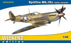 Spitfire Mk.IXc early version 1/48
