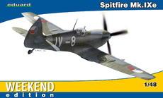 スピットファイア Mk.IXe  1/48