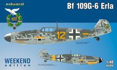 Bf 109G-6 エルラ 1/48