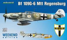 Bf 109G-6 MTT レーゲンスブルク 1/48