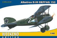 アルバトロス D.III OEFFAG 153 1/48