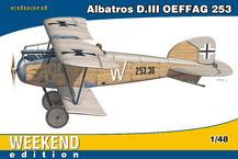 アルバトロス D.III OEFFAG 253 1/48