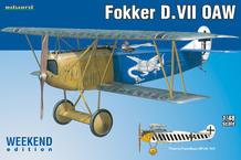 Fokker D.VII OAW 1/48