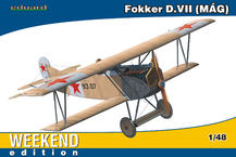 Fokker D.VII MAG 1/48