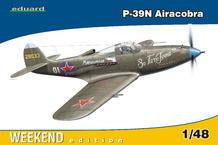 P-39N エアラコブラ 1/48