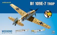Bf 109E-7 trop 1/48