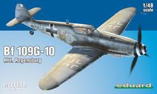 Bf 109G-10 MTT レーゲンスブルク 1/48