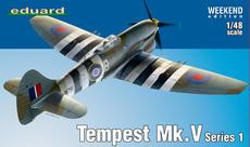 テンペスト Mk.V シリーズ 1 1/48