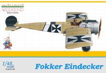 Fokker Eindecker 1/48