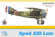 Spad XIII поздний вариант 1/48