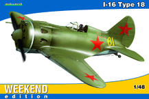 I-16 Type 18 1/48
