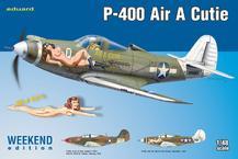 P-400 エアキューティ 1/48