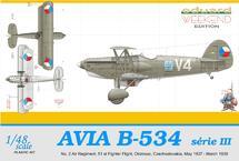 Avia B-534 III serie 1/48