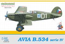 アヴィア B-534 IVシリーズ  1/48