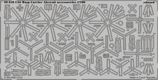 USS WASP Carrier Aircraft accessories 1/700