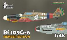 Bf 109G-6 Dual Combo + triko M 1/48
