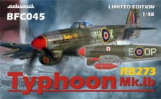 Typhoon Mk.Ib RB273 1/48