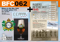 Riders in the Sky 1945 w/ a beer glass 1/72